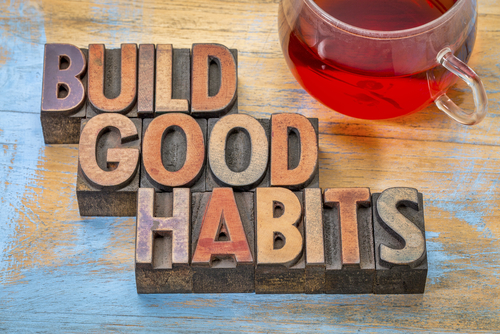 Building good habits
